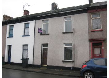 Thumbnail 4 bed terraced house for sale in Duckpool Road, Newport