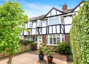 Thumbnail 3 bed terraced house for sale in Orme Road, Kingston Upon Thames, Surrey