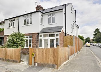 Thumbnail 4 bed terraced house to rent in Albert Road, Ealing