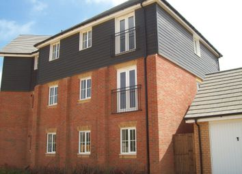 Thumbnail 2 bed flat to rent in Carter Close, Hawkinge