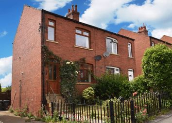 Thumbnail 2 bedroom semi-detached house for sale in Parkside, Flockton, Wakefield