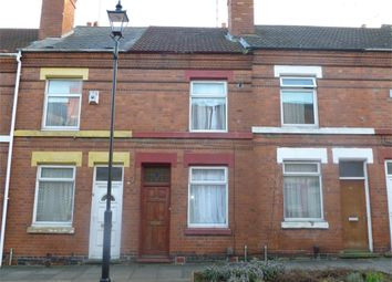 Thumbnail 2 bedroom terraced house for sale in Colchester Street, Hillfields, Coventry, West Midlands
