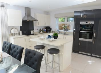 Thumbnail 5 bed detached house for sale in Coventry Road, Rugby