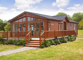 Thumbnail 2 bed lodge for sale in Chudleigh, Newton Abbot