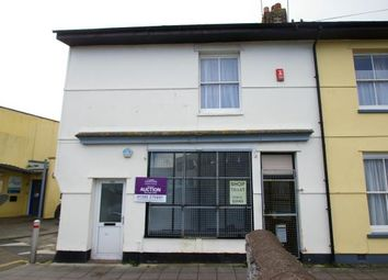 Thumbnail 1 bed end terrace house for sale in Manor Street, Plymouth