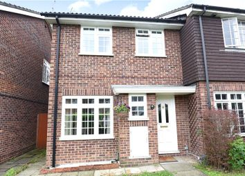 Thumbnail 3 bedroom end terrace house for sale in Broadacres, Guildford, Surrey