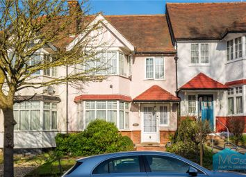 Thumbnail 3 bedroom terraced house for sale in Hamilton Way, West Finchley, London