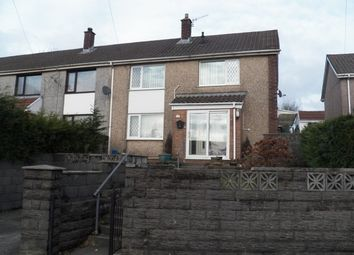 Thumbnail 3 bedroom terraced house to rent in Second Avenue, Clase, Swansea