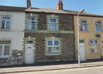 Thumbnail 2 bed terraced house for sale in Topaz Street, Roath, Cardiff