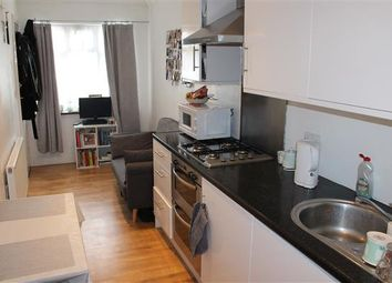 Thumbnail 1 bed flat to rent in Kenmore Avenue, Harrow