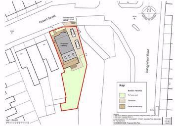 Land for sale in Robert Street, Manselton, Swansea SA5