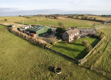 Thumbnail 4 bed farmhouse for sale in Stoney Lane, Cauldon, Stoke-On-Trent