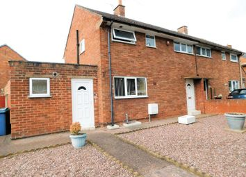 Thumbnail 3 bed semi-detached house for sale in West Way, Stafford