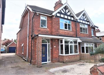 Thumbnail 4 bed semi-detached house for sale in Woad Lane, Great Coates