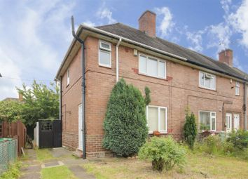 3 bed end terrace house for sale in Withern Road, Broxtowe, Nottinghamshire NG8