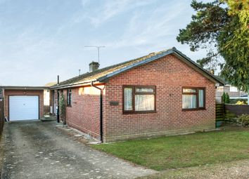 Thumbnail 3 bed detached bungalow for sale in The Pantiles, Victoria Road, Fordingbridge