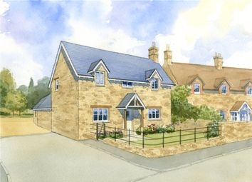 Thumbnail 3 bed detached house for sale in Station Road, Stalbridge, Sturminster Newton, Dorset