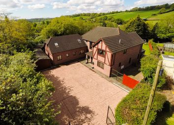 Thumbnail 6 bed detached house for sale in Ty Coch Lane, Ty Coch, Cwmbran