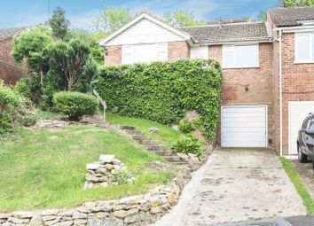 Thumbnail 2 bed semi-detached bungalow for sale in Carisbrooke Avenue, High Wycombe