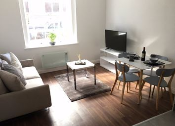 Thumbnail 2 bedroom flat to rent in Princess Road West, Leicester