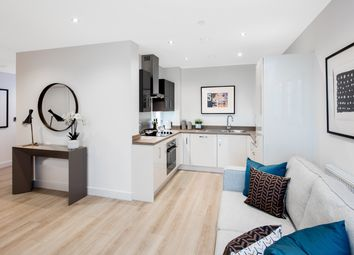 Thumbnail 1 bedroom flat for sale in Sutton Court Road, Sutton, London