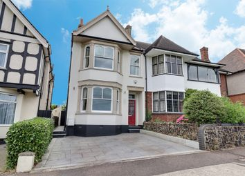 Thumbnail 4 bed semi-detached house for sale in Old Leigh Road, Leigh-On-Sea