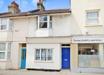 Thumbnail 3 bed terraced house for sale in Bayford Road, Littlehampton