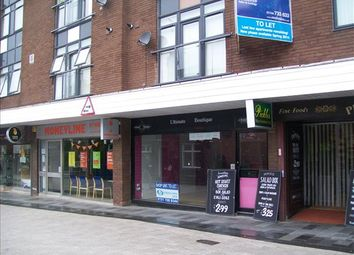 Thumbnail Retail premises to let in 11 Barrow Street, St Helens, Merseyside