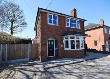 Thumbnail 3 bed detached house for sale in Courtway Drive, Sneyd Green, Stoke-On-Trent
