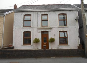 Thumbnail 4 bed detached house for sale in 58 New Road, Ystradowen, Swansea