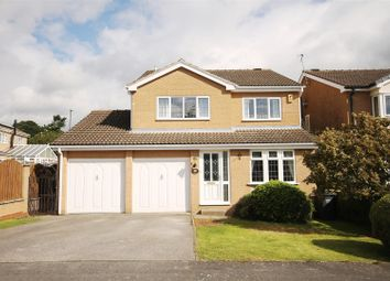 Thumbnail 4 bed detached house for sale in Bank Wood Close, Upper Newbold, Chesterfield