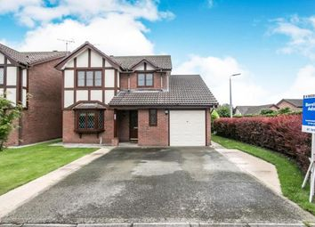 Thumbnail 4 bed detached house for sale in Clwyd Park, Kinmel Bay, Rhyl, Conwy