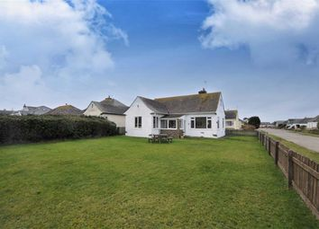 Thumbnail 4 bed detached bungalow for sale in The Crescent, Widemouth Bay, Bude, Cornwall