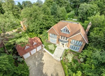 Thumbnail 5 bedroom detached house for sale in Burgess Wood Road, Beaconsfield, Buckinghamshire