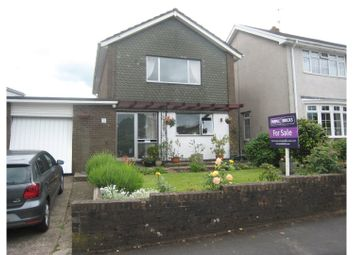 Thumbnail 3 bed detached house for sale in Fairfield, Pontypool