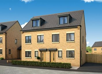 "Thumbnail 3 bed property for sale in ""The Bamburgh At Serene, Leeds"" at South Parkway, Seacroft, Leeds"