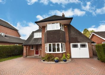 Thumbnail 3 bed detached house for sale in Tilehouse Green Lane, Knowle, Solihull