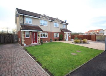 Thumbnail 3 bedroom semi-detached house for sale in 29 Bowhill Crescent, Caldercruix
