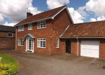Thumbnail 4 bed detached house for sale in Westgate, Louth, Lincolnshire
