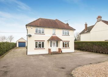 Thumbnail 4 bed detached house for sale in Southcroft Amersham Road, Inkerman Hill, Hazlemere, High Wycombe