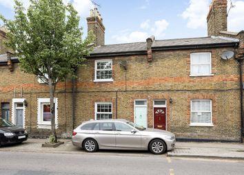 Old Oak Lane, London NW10. 3 bed terraced house