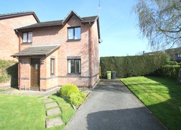 Thumbnail 2 bed semi-detached house to rent in Honeyfields, Tarporley