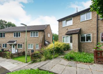 Thumbnail 1 bed end terrace house for sale in Cherry Tree Walk, Talbot Green, Pontyclun