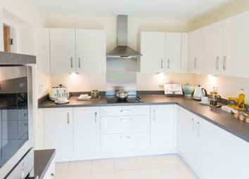 Thumbnail 2 bed flat for sale in Pegs Lane, Hertford