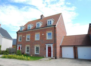 Thumbnail 4 bed property to rent in Culloden Avenue, Norwich