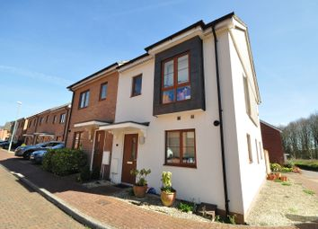 Thumbnail 3 bed end terrace house to rent in Downside Close, Basingstoke