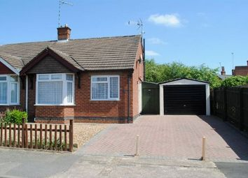 Thumbnail 3 bed semi-detached bungalow for sale in Lockwood Close, Kingsthorpe, Northampton