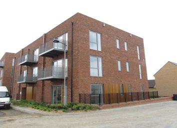 Thumbnail 2 bed flat to rent in Kestral Rise, Trumpington, Cambridge