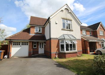 Thumbnail 4 bed detached house to rent in Whitworth Avenue, Hinckley