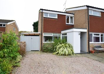 Thumbnail 3 bed end terrace house for sale in Highview, Vigo, Meopham, Kent